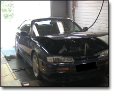 Mappning Nissan S14 - Apexi Power Fc